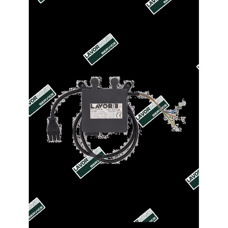 5.609.0344 - TRANSFORMATEUR LAVOR HAUTE TENSION POUR CHAUDIERE NETTOYEUR HAUTE PRESSION
