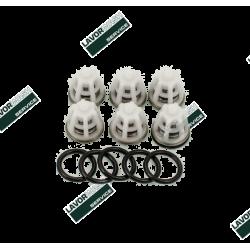 6.605.0042 - KIT 6 CLAPETS POUR POMPE CL LW5